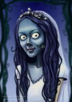 Corpse Bride by M31-Andromeda