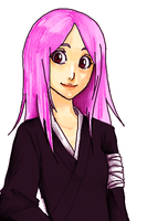 older yachiru by bleachnettie
