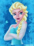 Queen Elsa by Jessica-Nahulan