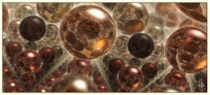Marbles by bluefish3d