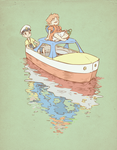 Fan Art Friday - Ponyo by Ghotire