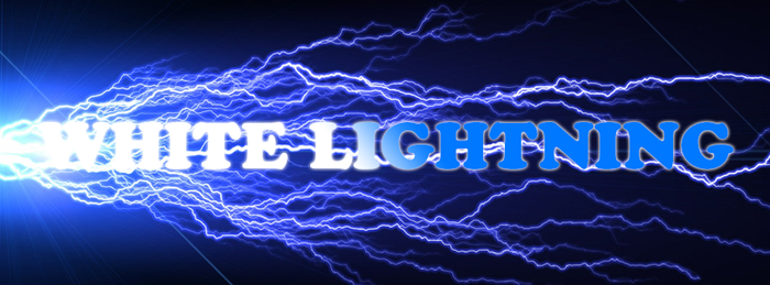 White Lightning - Facebook Cover! by TheNowhereManLives