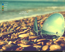 Desktop Screenshot - Glasses by Sinisa91G