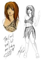 Draw Me: ATYA by tonieliemariae