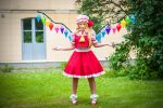Flandre Scarlet - The Vampire by Amenoo