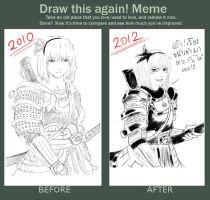 12-20-2012 - Draw This Again! Meme by 2Unkown2Know
