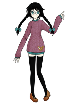 Sami Concept Art by Turquoise-Cherry