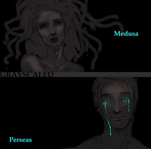 Perseas and Medusa