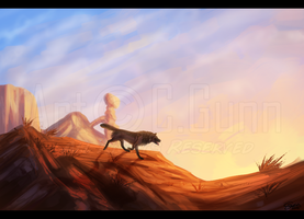 I'll Follow The Sun by InstantCoyote