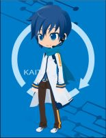 Kaito From Volcaloid by 001-1815