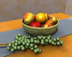 Still Life Project by WickedAwsome