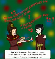 ATLA On the 1st day of... by vick330