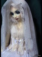 Ghost bride by Lelahel-Clothes