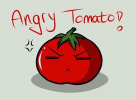 +Angry Tomato+ by KittyChrissy