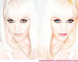 Gwen Retouch by awesomestyle