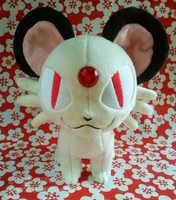 Pokemon: Petit Persian by sugarstitch