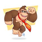 Day 14- Donkey Kong by LuigiL