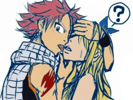 NaLu - What? by EllieBimbo