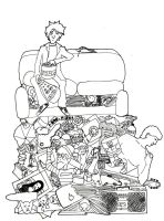 Couch by PropaGandhi101