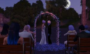 Full Moon Wedding by VocaloidKatia