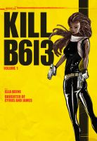 Kill B613  - Scandal -  Nikkolas by Nikkolas-Smith
