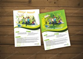 advertising-education site by Magdusia