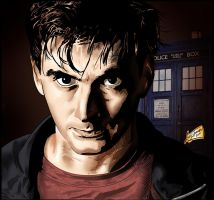 Dr. Who by Lannytorres