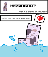 MissingNo? by KitsuneEXE