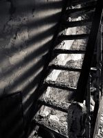 Stairway to light by xNatje