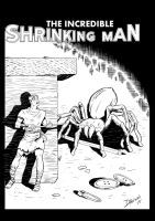 The Incredible Shrinking man inks! by frankdawsonjr