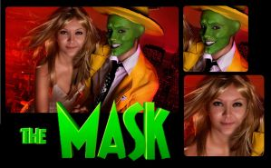 The Mask by Dziro--kun