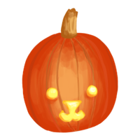 happy halloween! by bubbIies