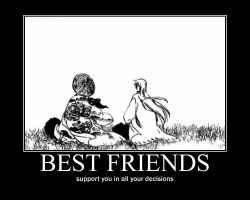 BLEACH 479: Best friends by MissSinclair