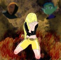 Betrayal to Regret: Terra by teentitans