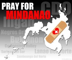 Pray For Mindanao by kevmark77