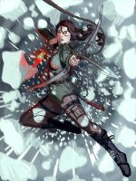 Rise of the Tomb Raider by littlesusie2006