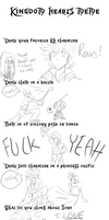 Kingdom Hearts Meme by kagomelovesinu