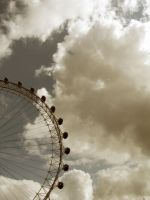 lOndon eye by minisucette
