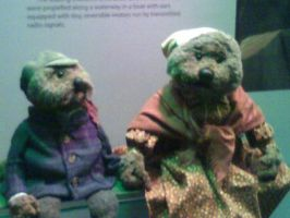 Henson Exhibit - Emmet and Mom by nichan