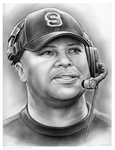 Stanford Coach David Shaw by gregchapin