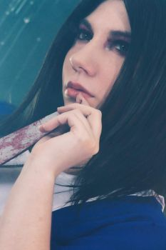 Alice Liddell- Alice Madness Returns by LiryoVioleta