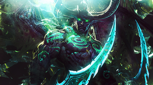Illidan Signature by VoidSilentAssasin
