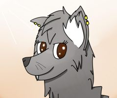 (Needs a Name) Wolf by Sopada