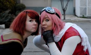 FLCL - Stupid Face by Lenalee-chwan