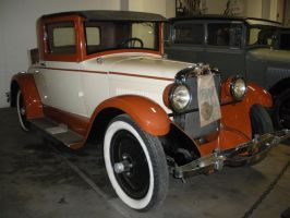 1927 Nash Rumble Seat Coupe by rlkitterman