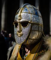 Anglo Saxon Warrior by DegsyJonesPhoto