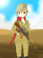 Soviet Union's Spetsnaz in Afghanistan by gesitprasasta