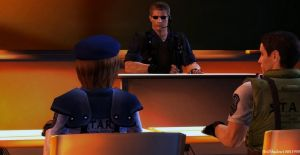 Exam in Police Academy by WolfShadow14081990