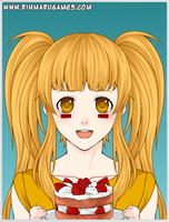 Toy Chica Anime by ninjagirl99204