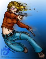 Telly Shoot Em Up Color by adzign
